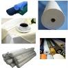100% MJS Spun polyester fabrics in Roll