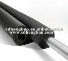 Closed Cell Rubber Pipe lnsulation black color