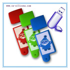 2012 fashion and nice silicone usb cover