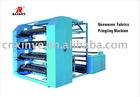 Non-woven fabrics Printing Machine
