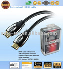 hdmi cable Zn alloy Metal housing 1.4V (AT1056B)