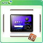 Free shipping !!! 9.7'' Capacitive Multi-touch IPS Google Android 16GB HDD 1GB Ram Tablet PC with 3G Sim Card Slot Dual Camera