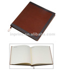 PU notebook with zipper(leather Notebook,A4 Notebook)