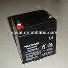 High Performance Solar Battery(12V5Ah)