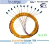 LC/UPC Fan-out Fiber Pigtail