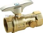 brass shut-off valve