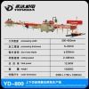 FOSHAN YONGDA YD-800 Up and Down Separately Cutting and Continuous Edge Grinding and Chamfering Production Line