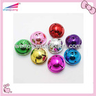jingle bells for christmas decoration /star metal decoration bell