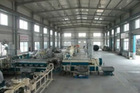 PLASTIC FENDER PRODUCTION LINE