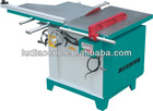 Wood Circular Saw With Sliding Table/saw machines