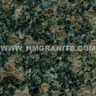 Saphire Brown granite slab granite tile