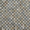 Mix Color Glass Mosaic Wall Tile Paving Stone