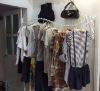 Stylish Iron Clothes Stand