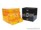 acrylic jewellery storage box FZ-H-0009