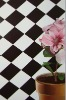 Vinyl pvc flooring tile