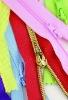 5# high quality colored teeth nylon zipper