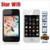 Star W007 Android 4.0 MTK6575 Cell Phone 3.5 inch Capacitive Screen GPS WIFI
