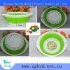 food grade silicone foldable fruit basket,collapsible fruit basket