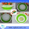food grade silicone foldable fruit basket,collapsible fruit basket