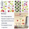 Kitchen Wall Tile Sticker (WF-22009)