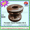 53-2 Ceramic/Porcelain Spool Insulator line post insulator