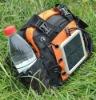 solar waist bag