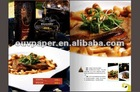 promotional advertising brochure foldable catalogue printing