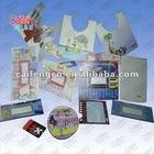 electronic plastic control panel