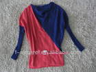 Top quality ladies brand sweater tops