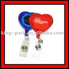 heart shape pull reel
