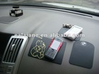 2013 the latest silicone anti slip car mat in China