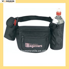 with bottle holder and cellular phone pouch travel waist bag(YXSPB-119227)