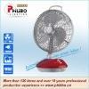 rechargeable fan light (Model No.F61)