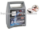 auto battery charger 8A