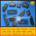 Top Quality Smimetal Brake Pad With Best Sell