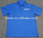 Leisure wearing men's polo shirt