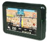 7 inch car GPS Navigator with tv
