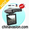 HD 720P In-Car DVR with 2.5 Inch LCD Display and Night Vision