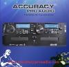 DJ CD Player SCDJ-800