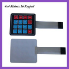 Keyboard 4 x 4 Matrix Array 16 Keypad