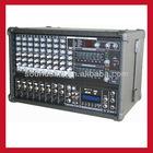Powered sound mixer