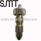 75g zinc plated grease valve for excvavtor