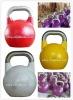 fitness steel kettlebell for gym