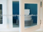 microwave oven glass panel