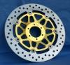 aluminous brake disc