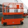 Telescopic scissor lift / mobile elevator