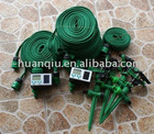 Auto water suite flat hose with solar timer