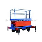 11m hydraulic scissor lift table