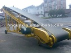 big discount rubber belt conveyor with good qualtiy