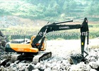 CE210 excavator